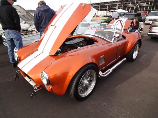 1966年 Cobra Replica