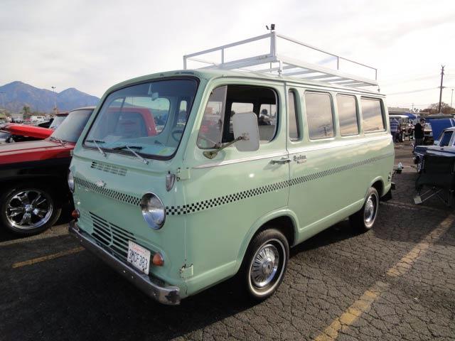 1965年 Chevy G-10 Van