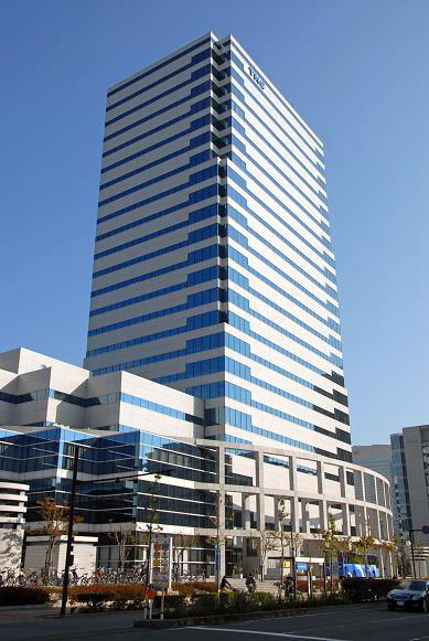 TNC放送会館 福岡市・超高層オフィスビル