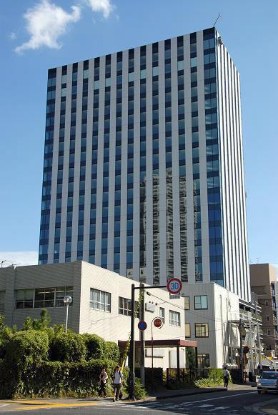 広島ビジネスタワー 広島市・超高層オフィスビル