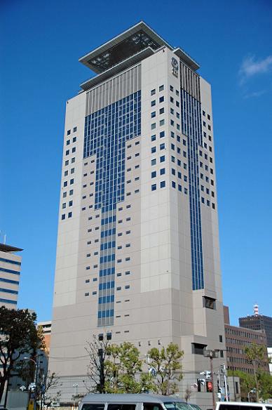 NTT西日本神戸中央ビル NTT西日本神戸中央ビル 神戸市・超高層オフィスビル