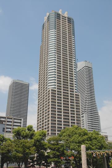 クロスタワー大阪ベイ 大阪市・超高層タワーマンション
