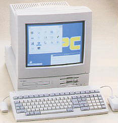 パソコンの歴史 1992年