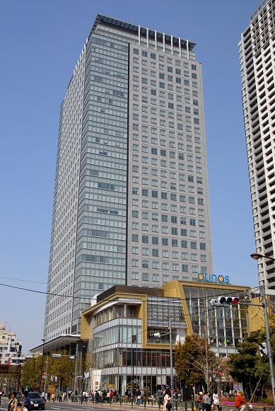 オリナスタワー 東京都墨田区・超高層オフィスビル