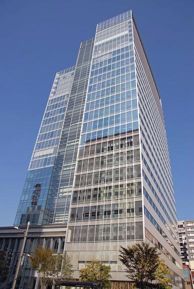 ADK松竹スクエア(築地松竹ビル) ADK松竹スクエア(松竹スクエアレジデンス) 東京都中央区・