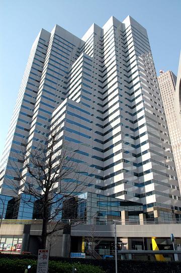 新宿エルタワー 東京都新宿区・超高層オフィスビル