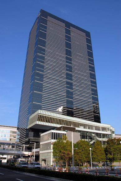 NTT DATA品川ビル(アレア品川)...