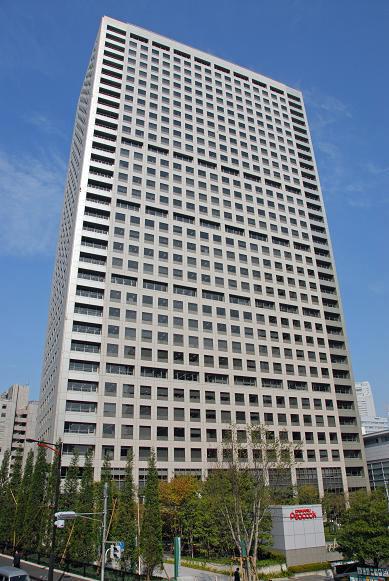 グランパークタワー 東京都港区・超高層オフィスビル