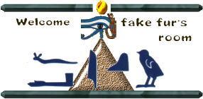 fakefurのサイトへようこそ