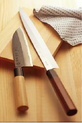 Uto, Kumamoto product, a high-quality closing a bargain knife studio female-impersonator / hill knife