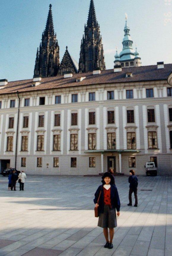 プラハ城の画像 p1_30