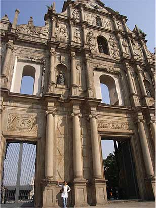 聖ポール天主堂跡の画像 p1_20