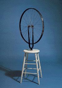 マルセル・デュシャン、自転車 ...