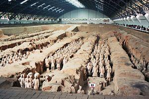 秦始皇帝陵及び兵馬俑坑の画像 p1_2