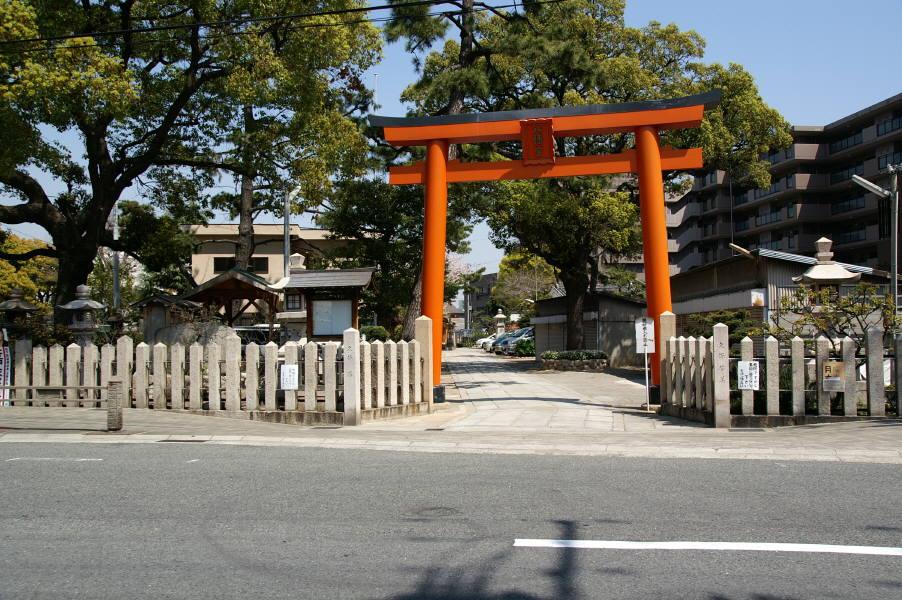 魚崎八幡宮神社