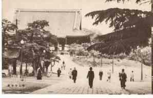 13.「増上寺本堂」