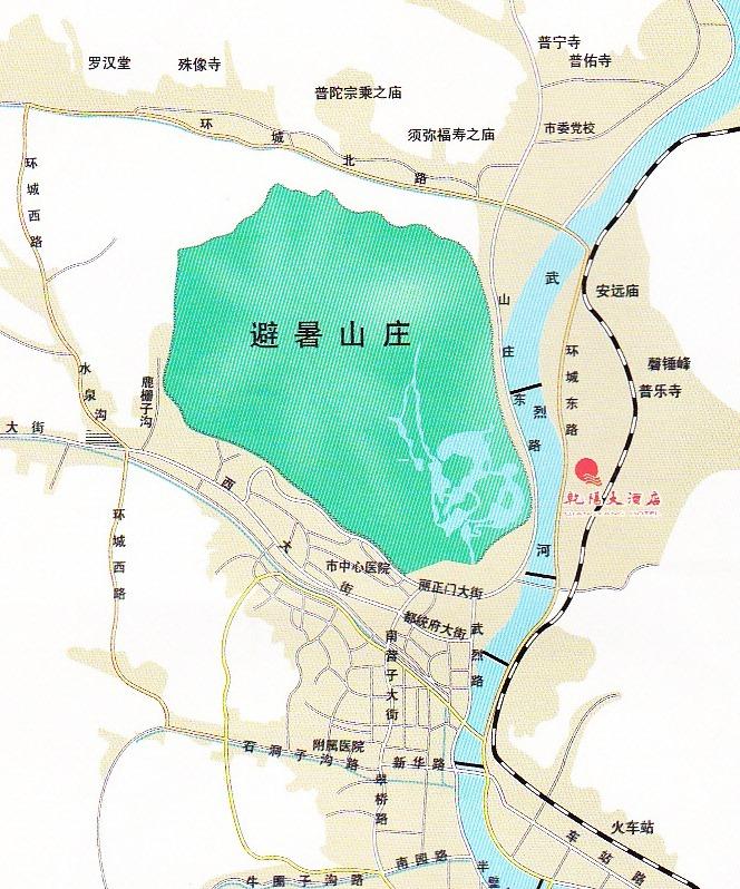 承徳(避暑山荘)への旅