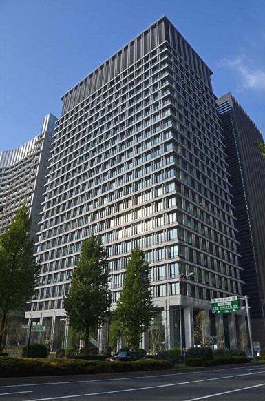 日本生命丸の内ガーデンタワー 東京都千代田区・超高層 ...
