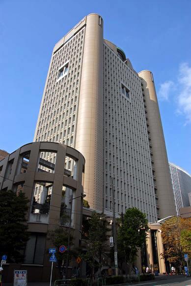 明治大学創立120周年記念館 リバティタワー 東京都千代田区・超高層校舎