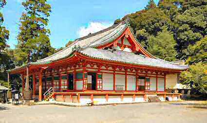 寺院建築-折衷様