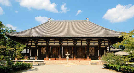 「唐招提寺」の画像検索結果