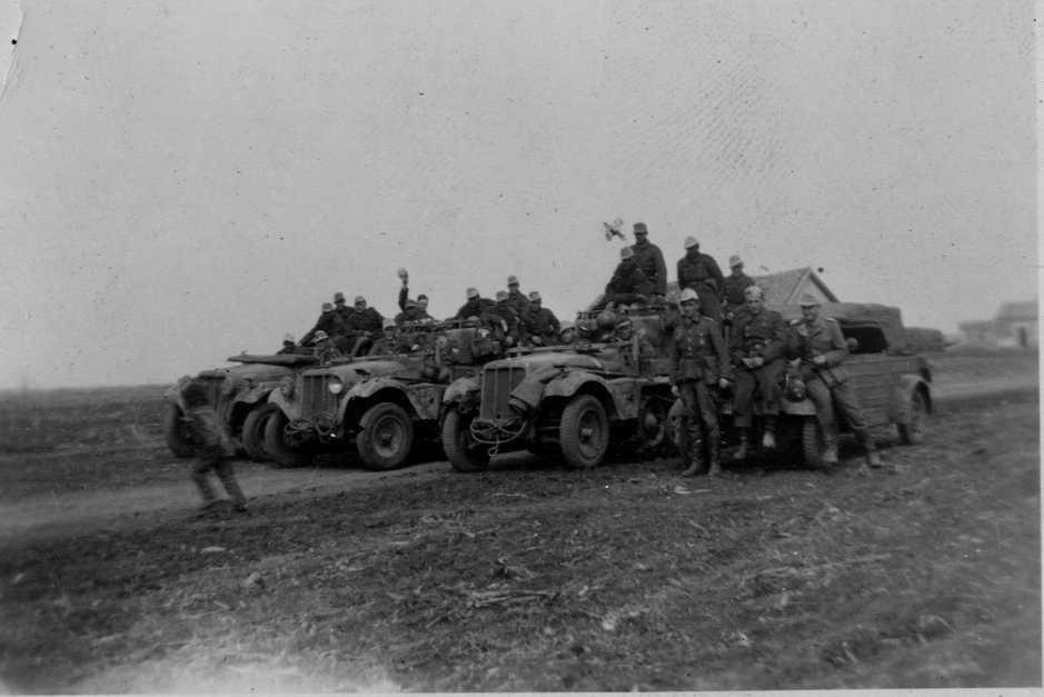 第92(自動車化)擲弾兵旅団