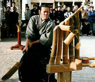 battodo beladiri pedang dari jepang